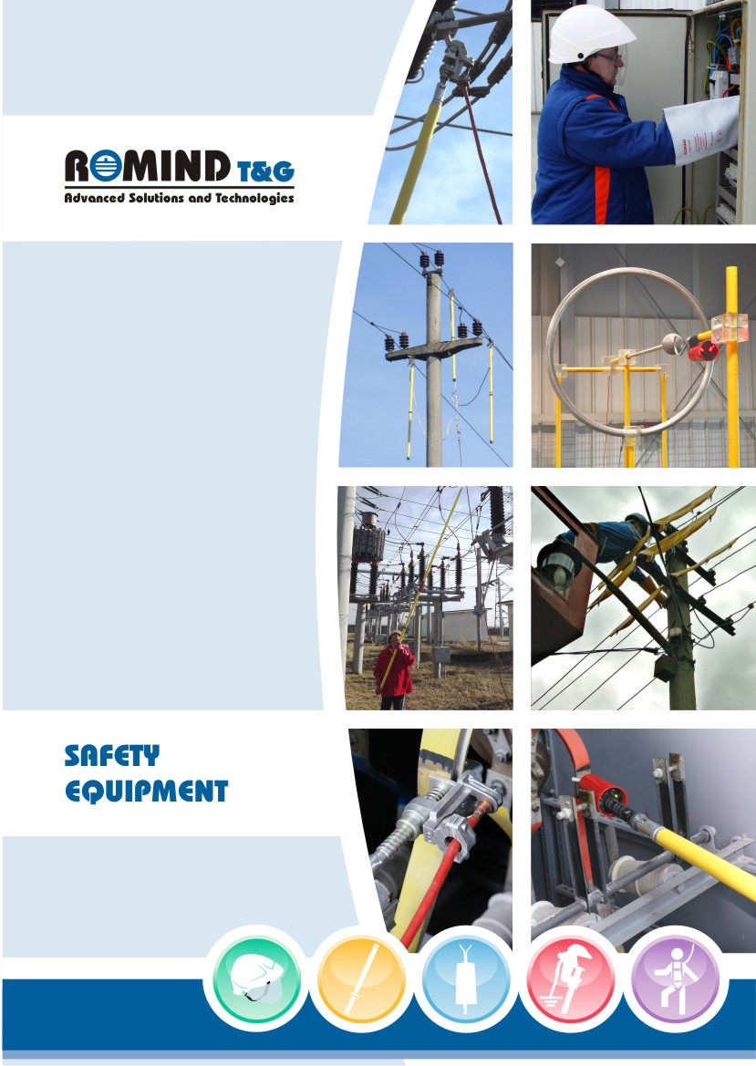 Safety Equipment Romind T&G 2013