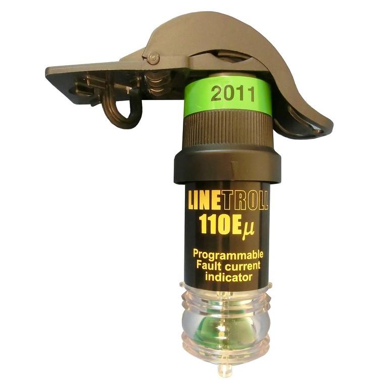 Indicator programabil de defect cu pamantul si de scurtcircuit - tip Linetroll 110Eu