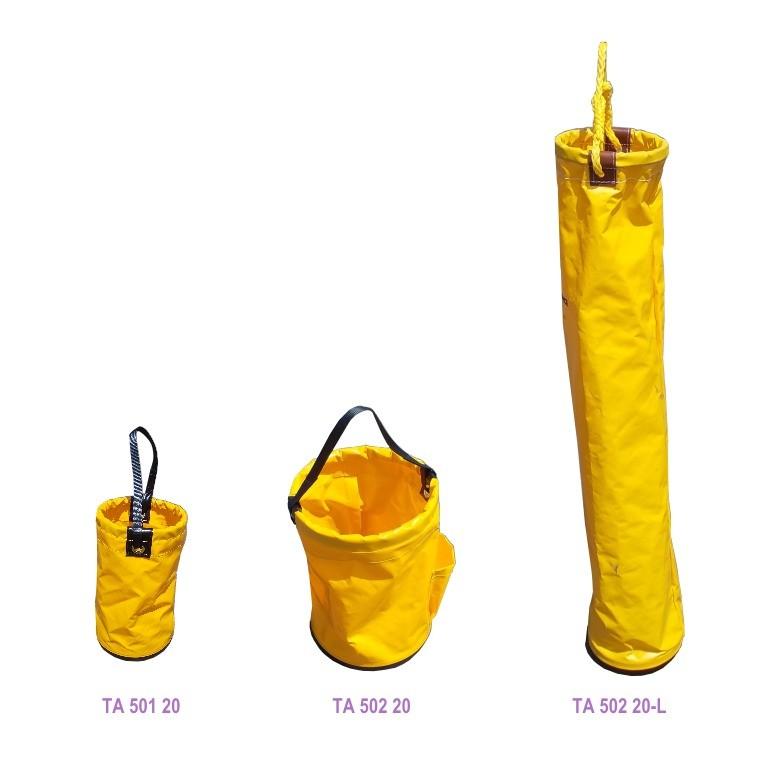 Cosuri pentru echipamente si scule (pentru lucrari la inaltime)