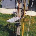 Platforma de lucru la inaltime cu accesorii de ridicare PLI 900