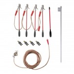 Scurtcircuitor universal polifazat pentru LEA JT cu conductoare neizolate si torsadate